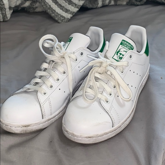 cheap for discount 9a643 54c69 Adidas Sam Smith white sneakers!!💕